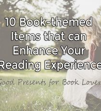 Captivated by the Story- Blog feture image 10 book-themed items that can enhance your reading experience- good presents for book lovers