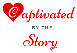 Captivated by the story logo