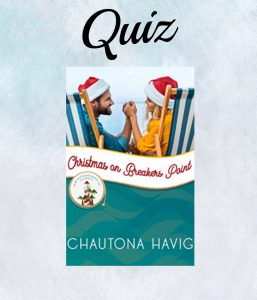 Christmas on Breakers Point Book Quiz- Chautona Havig
