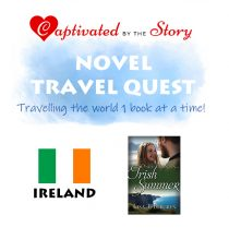 Captivated by the Story- Book Review #2 Ireland | Once Upon An Irish Summer
