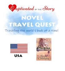 Captivated by the Story- Book Review #3 USA | Hawaiian Mask