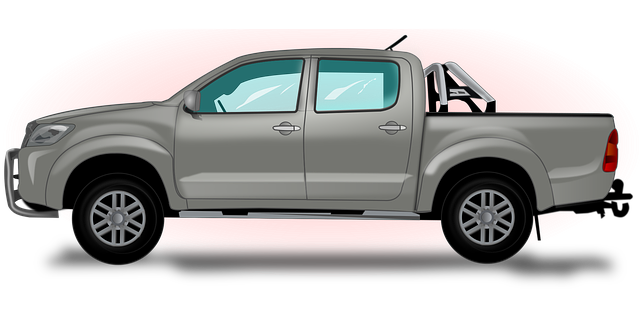 The Wonder of His Love Quiz- grey pick up truck