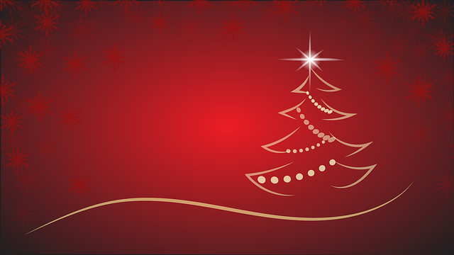 The sweetness of her love quiz- christmas tree outline